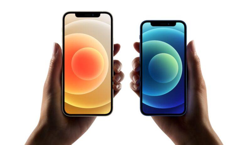 iPhone 12 ile iPhone 12 mini özellik karşılaştırması!