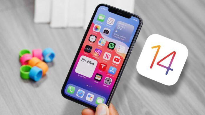 iOS 14 sorunları