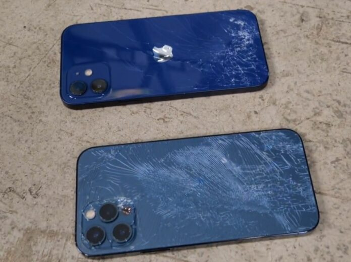 iPhone 12 dayanıklılık