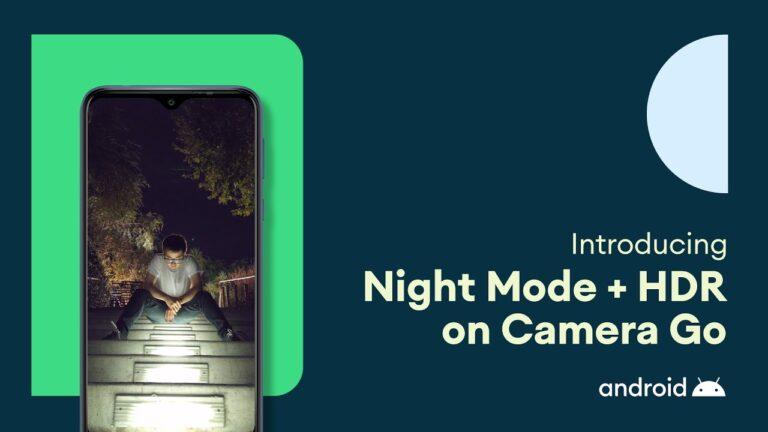 Gece modu giriş seviyesi Android telefonlara geldi! Apple aval aval bakmaya devam ediyor!
