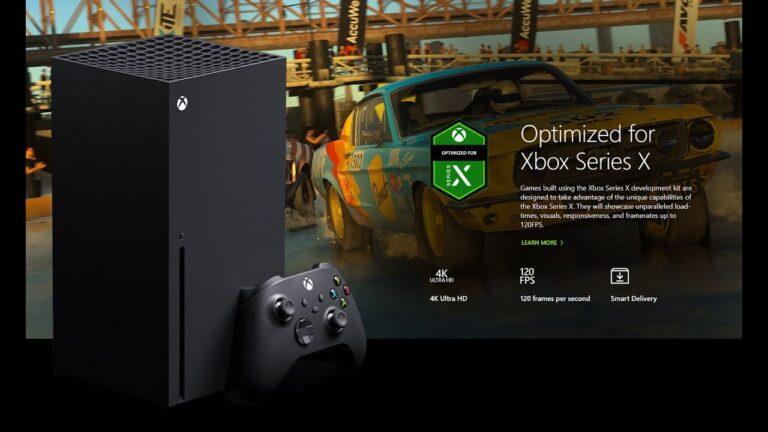 Xbox Series X 120 FPS destekli oyunları açıklandı!