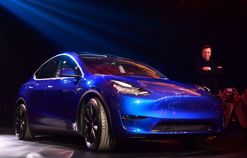 Tesla 2021 araçları