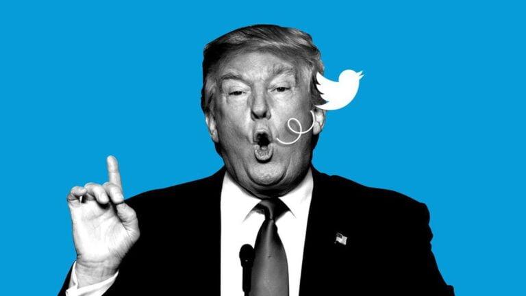 Twitter Trump'ı engelledi! ABD alev alev!