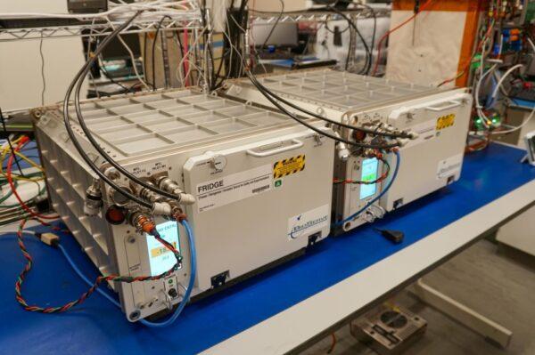 uzay istasyonu buzdolabı