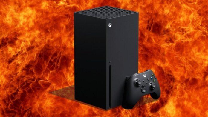 Xbox Series X ısınma sorunu