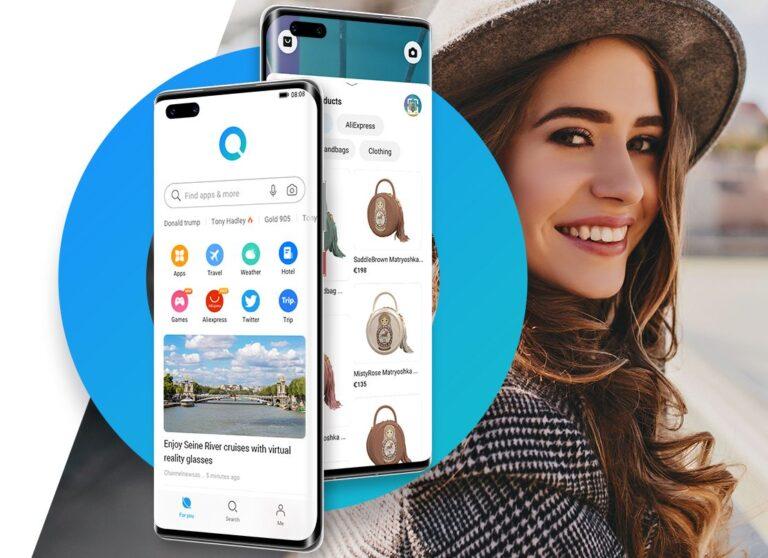 Huawei Petal Search : Eşsiz mobil arama deneyimi