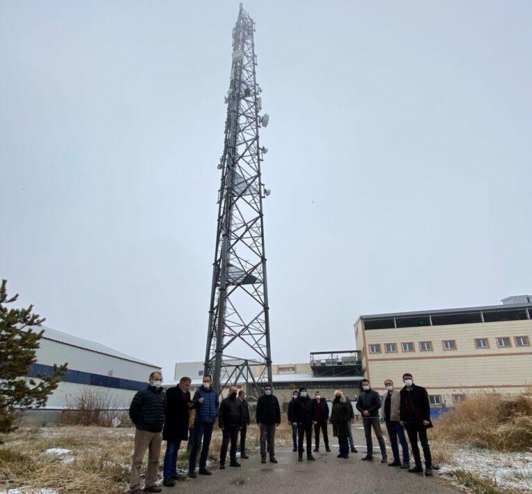 Türk Telekom yeni mobil sahasını hizmete açtı