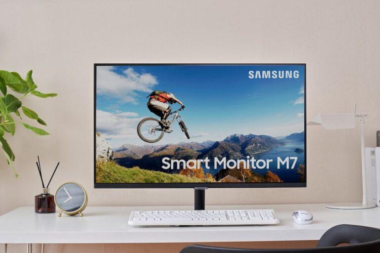 Samsung Akıllı Monitör PC olmadan çalışabiliyor