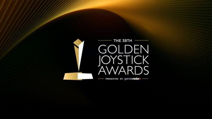 Golden Joystick Award 2020