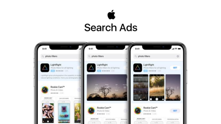 Apple iPhone ve iPad'de reklam göstermeye başladı