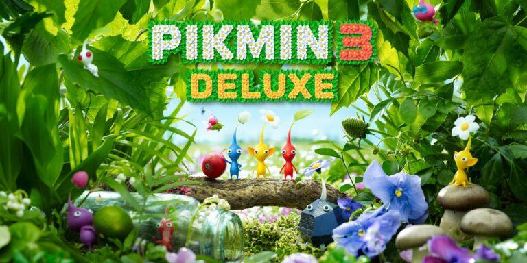 Pikmin 3 Deluxe incelemesi