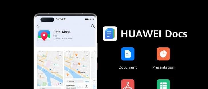 Huawei dökümanlar