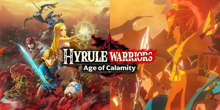 Hyrule Warriors: Age of Calamity inceleme