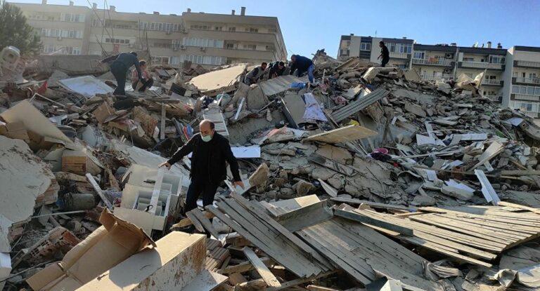 En ölümcül depremler bakın hangi ülkede yaşandı