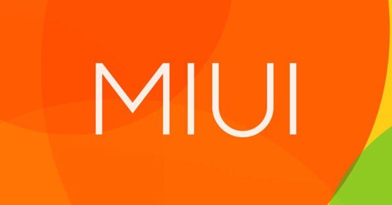 MIUI 13 güncellemesi için sürpriz gelişme