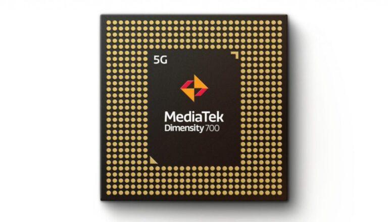 MediaTek Dimensity 700 7nm 5G SoC tanıtıldı