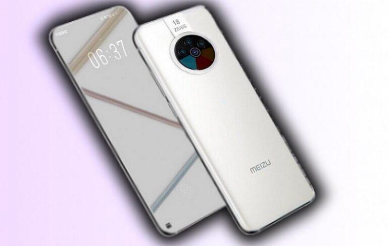 Meizu 18 Max 3K ekran ve Snapdragon 875 ile gelecek