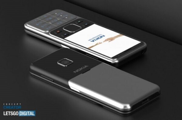 Nokia 6300 modeli 2020 konsepti