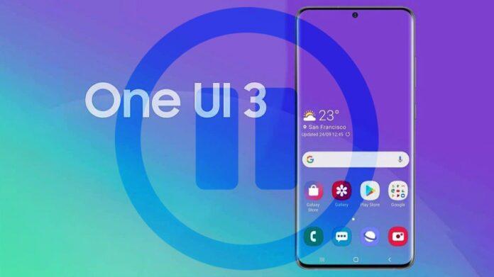 Galaxy S10 için One UI 3