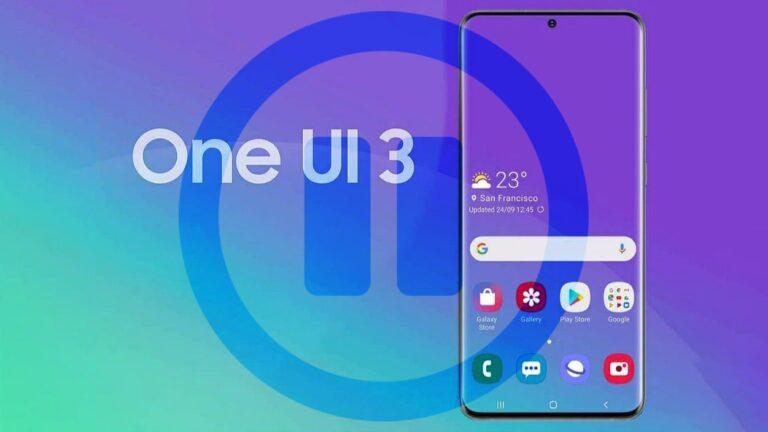 Galaxy S10 için One UI 3 ertelendi
