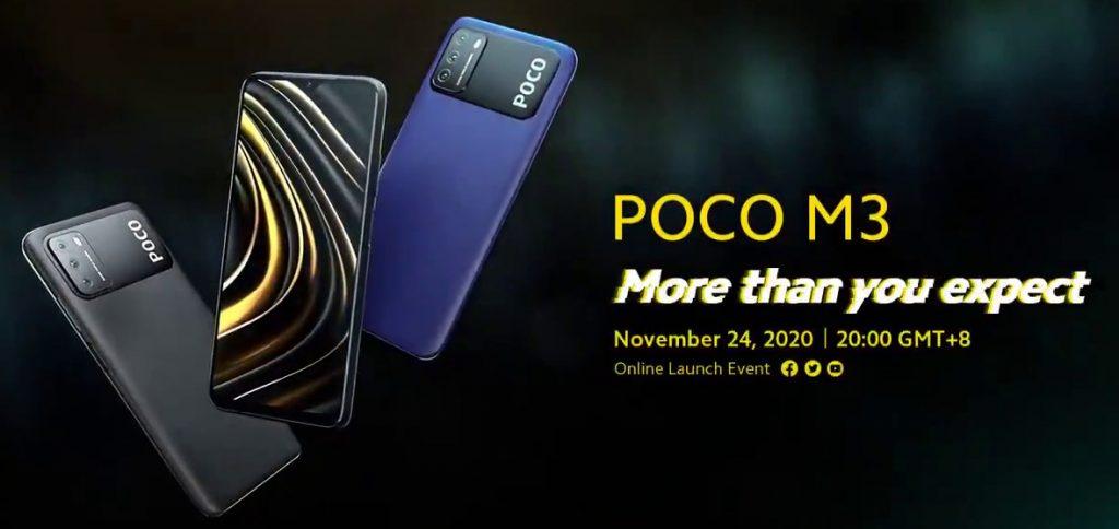 POCO M3 özellikleri