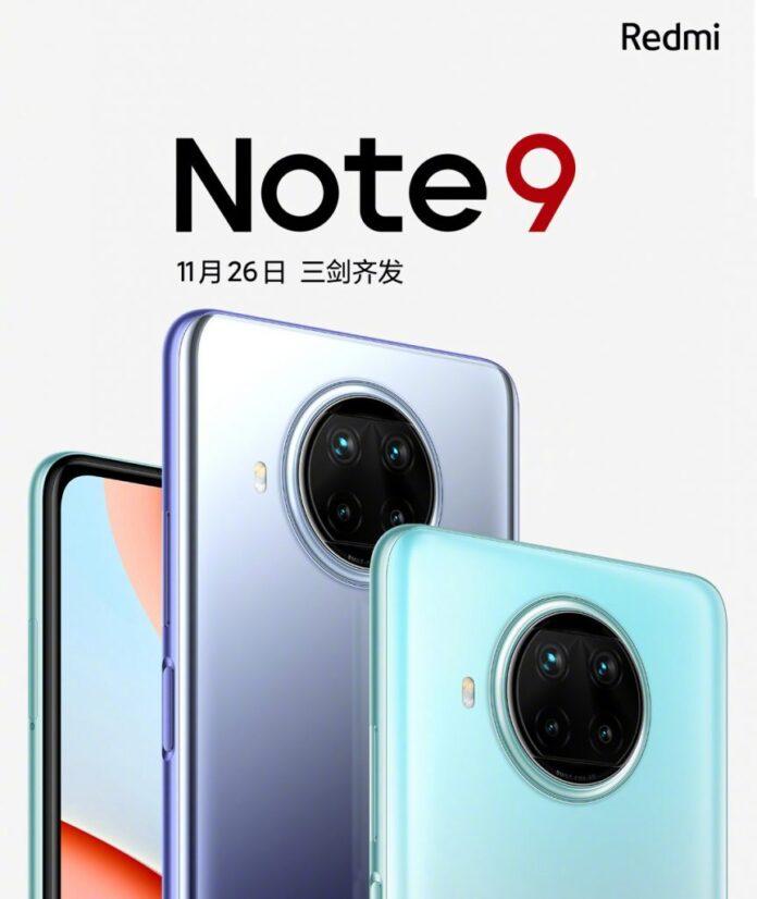 Yeni Redmi Note 9
