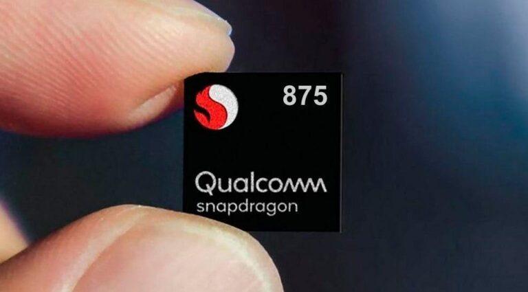 Snapdragon 875 frekans hızı belli oldu