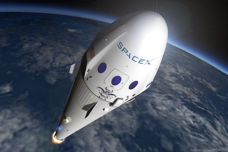 SpaceX Falcon 9 rekoru