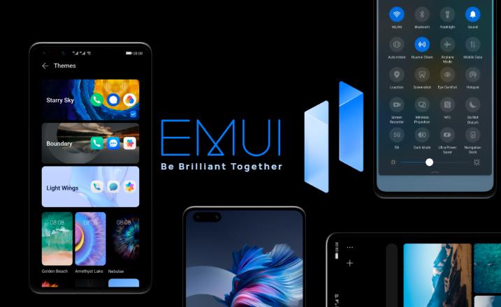 EMUI 11 alan telefonlar listesine yenileri eklendi