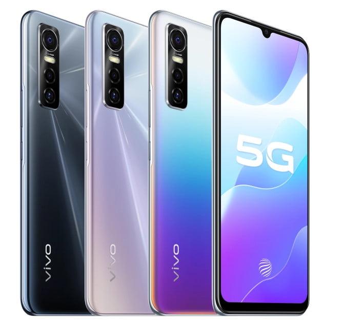 Vivo S7e 5G yargı dağıtmaya geldi