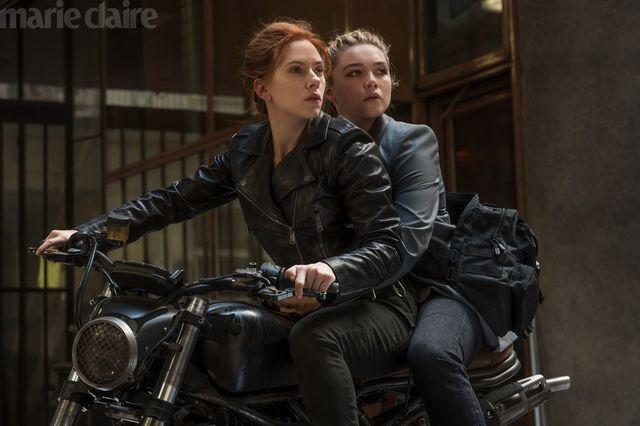 Black Widow filmi için bir fragman daha yayınlandı