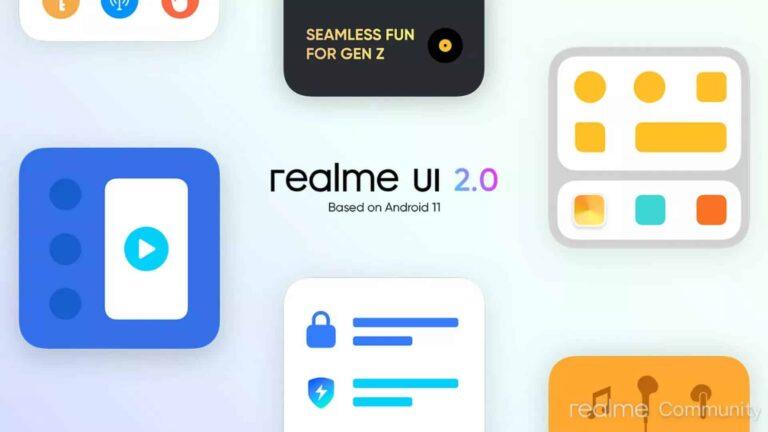 Realme 7 Pro için Realme UI 2.0 beta testleri başladı