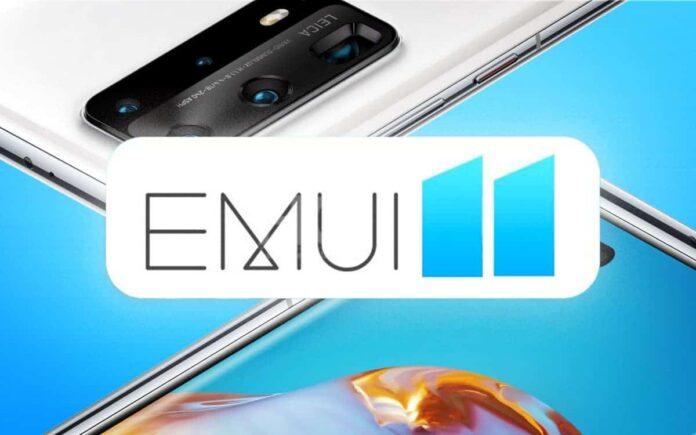 EMUI 11 güncelleme