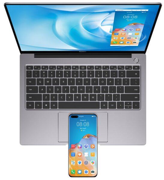 Huawei MateBook 14 ile hem işte hem de evde rahat edin