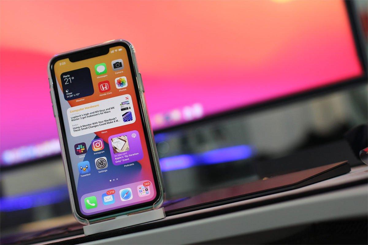 iOS 14.2 Public Beta GM