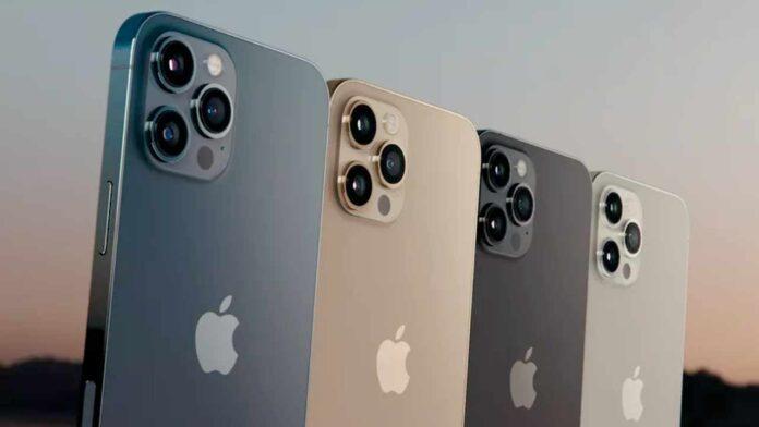 iPhone 12 sinyal