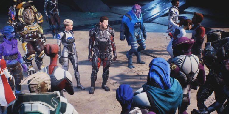 Mass Effect geri mi dönüyor? İşte sürpriz tweet
