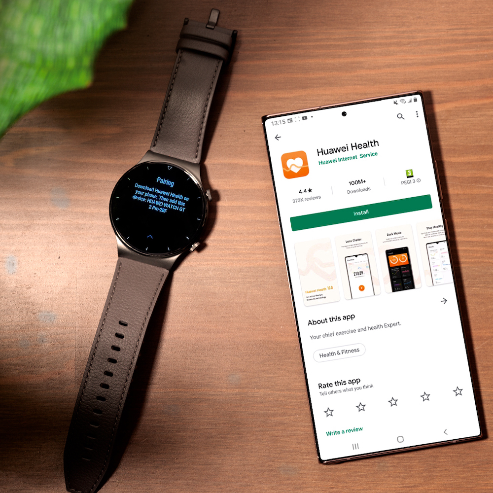 Huawei Watch ve Band