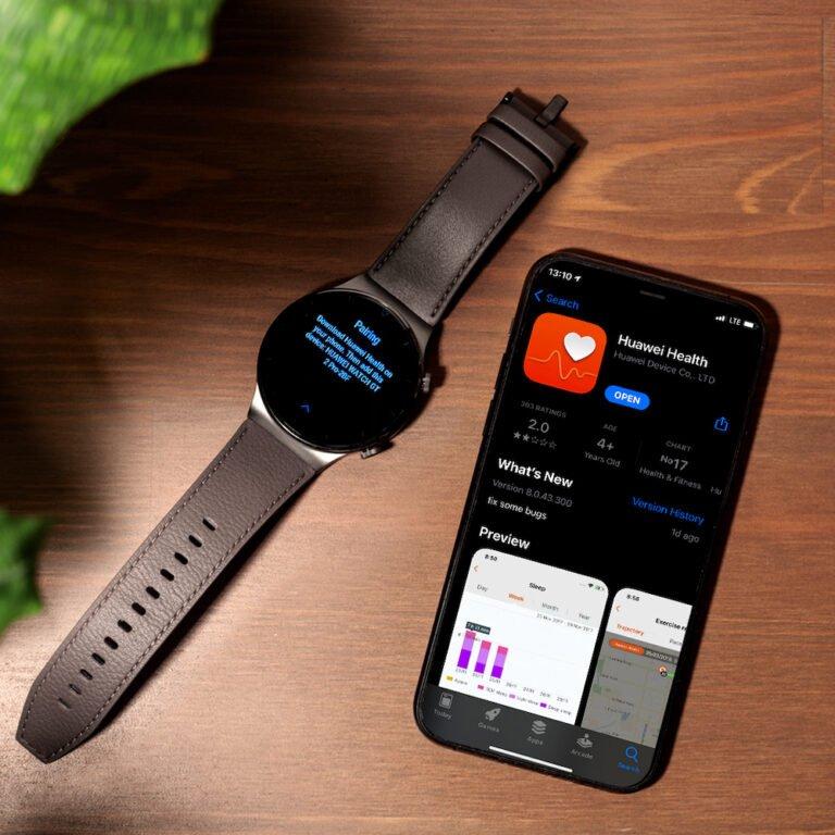 Huawei Watch ve Band serisini Android veya iOS cihazlarda deneyin