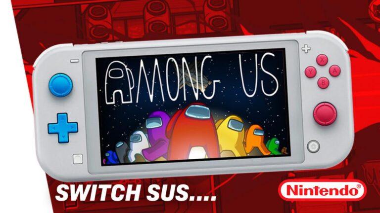 Nintendo Switch için Among Us çıktı!