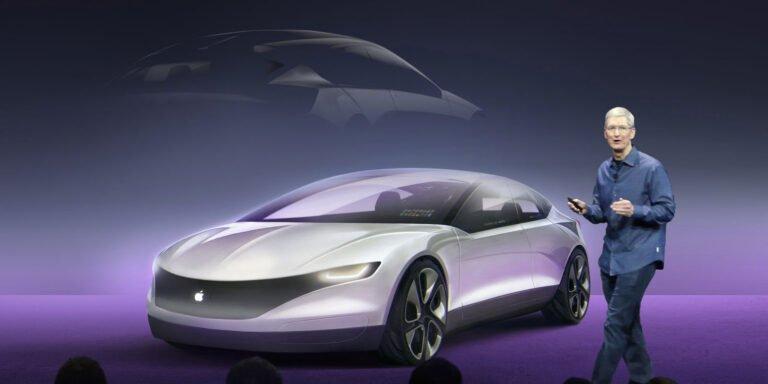 Apple Car 2028 yılında tanıtılabilir