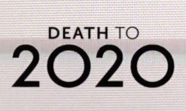 DEATH TO 2020 : Black Mirror'ın yaratıcıları bile böyle bir yıl hayal edemezdi!