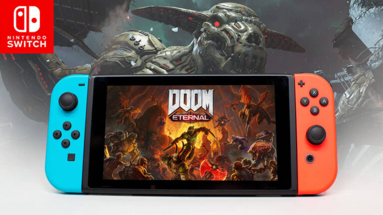 Doom Eternal Nintendo Switch incelemesi
