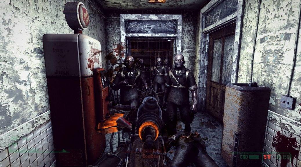 Fallout New Vegas Zombies