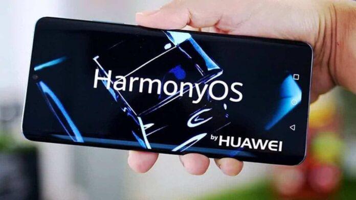 Huawei Mate 40 için Harmony OS