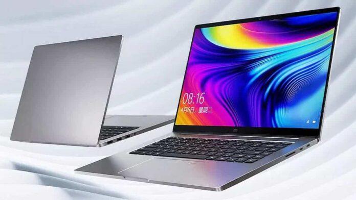 Xiaomi Mi Notebook Pro 2021