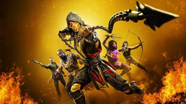 Mortal Kombat Arcade oyun kabini yakında satışa sunulacak