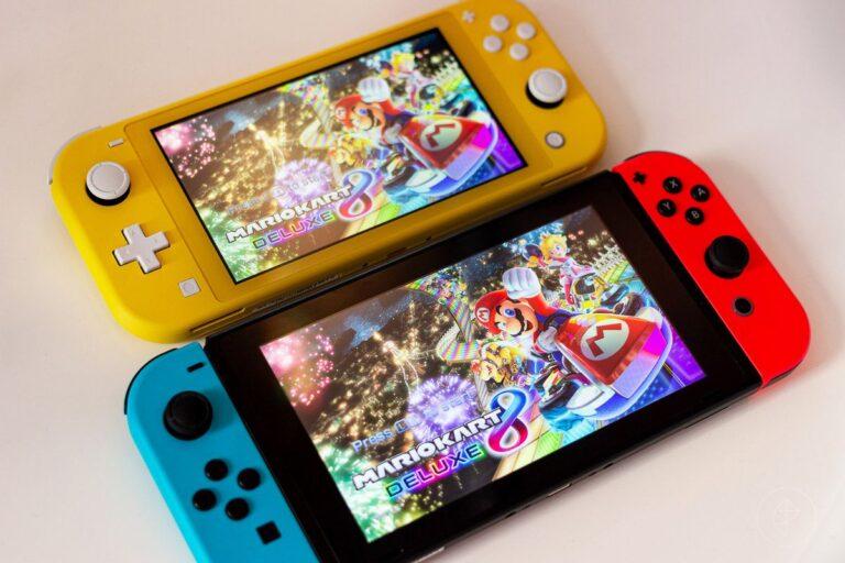 Nintendo Switch 11.0.0 güncellemesi yeniliklerle geldi