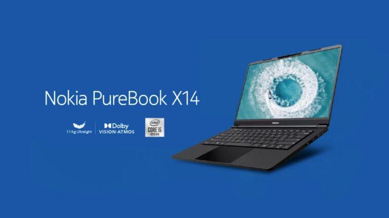 Nokia PureBook X14 sürpriz bir şekilde tanıtıldı