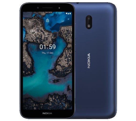 Nokia C1 Plus Android 10 Go Edition 70 Euro fiyatı ile geldi